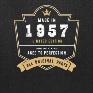 Made In 1957 Limited Edition All Original Parts - Tote Bag