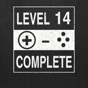Level 14 Complete - Tote Bag