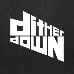 Dither Down - Tote Bag