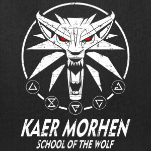 School of the wolf - Tote Bag