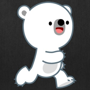 Cute Perky Polar Bear Cub by Cheerful Madness!!