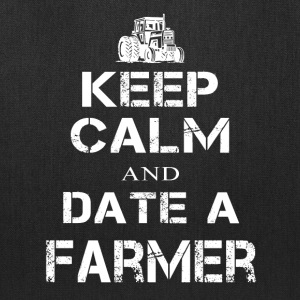 Date a Farmer T Shirts - Tote Bag
