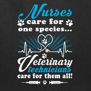 Nurse care for one species - Tote Bag