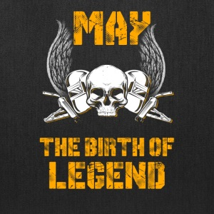 May The Birth Of Legend Welder T-Shirts - Tote Bag