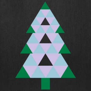 A Christmas Tree - Tote Bag