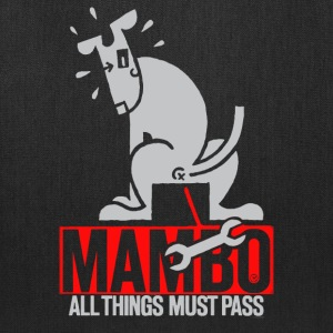 Mambo all things must pass - Tote Bag