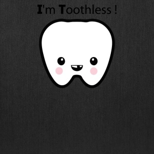 Toothless Tooth - Tote Bag