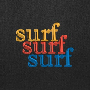 Surf in Color. - Tote Bag