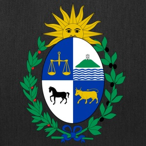 National Coat Of Arms Of Uruguay - Tote Bag