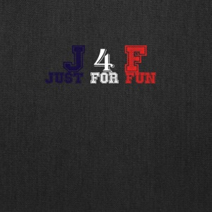 J4F' just for fun - Tote Bag