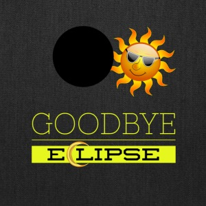 Goodbye eclipse - Tote Bag