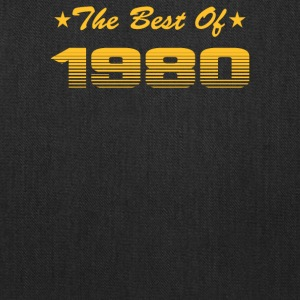 The Best Of 1980 - Tote Bag