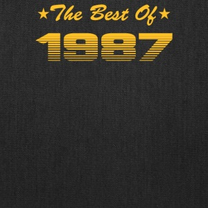 The Best of 1987 - Tote Bag