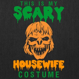Halloween This My Scary Housewife Costume - Tote Bag