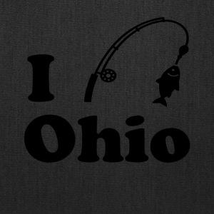 ohio fishing - Tote Bag