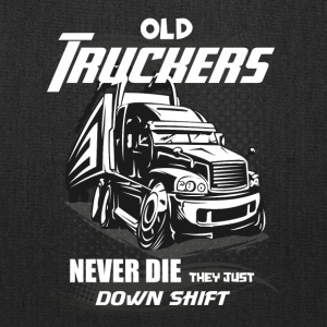 OLD TRUCKERS - Tote Bag