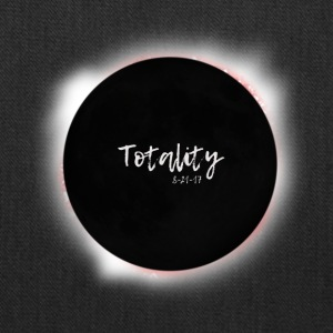 I Saw Totality Total Solar Eclipse Graphic - Tote Bag
