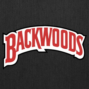 backwoods red white - Tote Bag