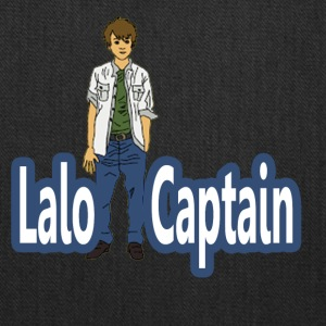 lalo captain - Tote Bag