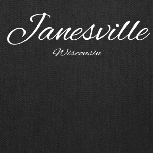 Wisconsin Janesville US DESIGN EDITION - Tote Bag