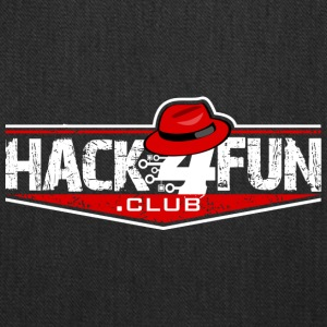 HACK4FUN WHITE - Tote Bag