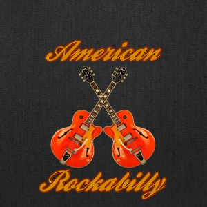 American Rockabilly - Tote Bag