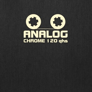 Analog 120 qhs - Tote Bag