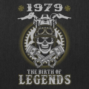 1979 the birth of legends - Tote Bag