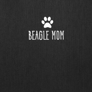 Womens Beagle Mom Cute Dog Breed Lovers Novelty T - Tote Bag