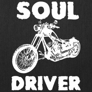 Motorcycle SOUL DRIVER - Tote Bag