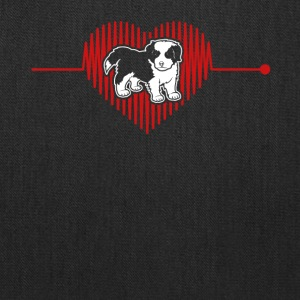 Border Collie Shirt - Tote Bag
