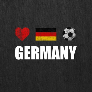 Germany Football German Soccer T-shirt - Tote Bag