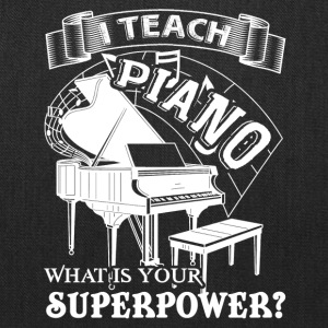 Piano Teacher T shirt - Tote Bag