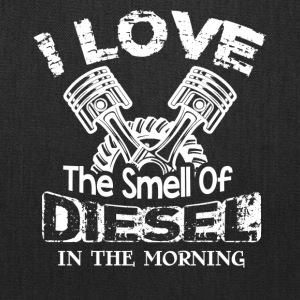 I Love The Smell Of Diesel In The Morning - Tote Bag