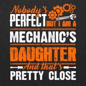 The Mechanic's Daughter Shirt - Tote Bag
