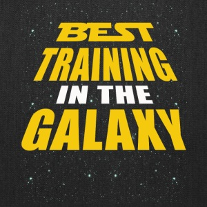 Best Training In The Galaxy - Tote Bag