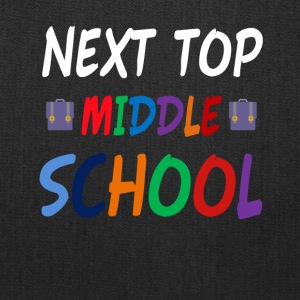 Next Stop Middle School - Tote Bag
