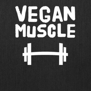 Vegan muscle - Tote Bag
