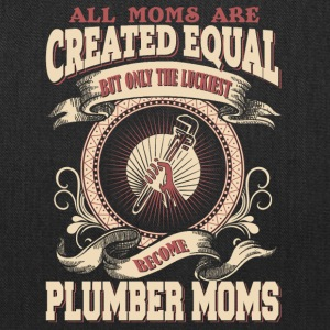 The Luckiest Become Plumber Moms - Tote Bag