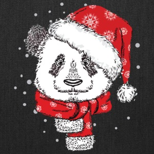 Panda Christmas Sweater Hoodie Tshirt - Tote Bag