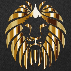 Gold lion - Tote Bag
