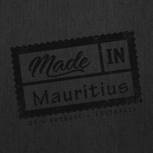 Stamp Made In Mauritius - Northern Territory - Tote Bag