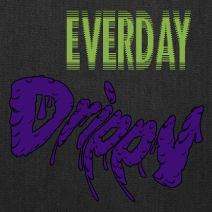 Everyday_Drippy_1 - Tote Bag