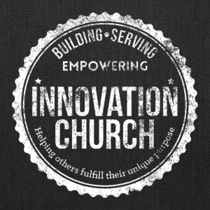 Innovation Church Logo - Tote Bag