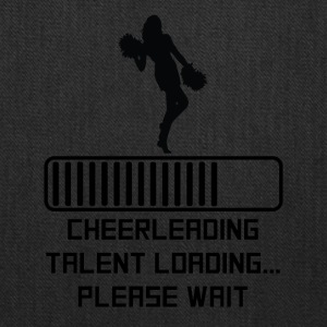 Cheerleading Talent Loading - Tote Bag