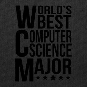 World's Best Computer Science Major - Tote Bag