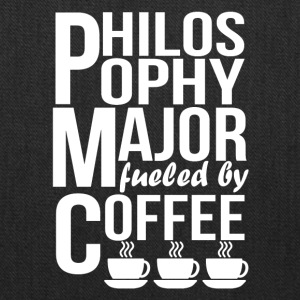 Philosophy Major Fueled By Coffee - Tote Bag
