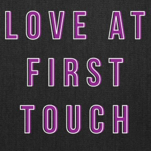 LOVE AT FIRST TOUCH - Tote Bag