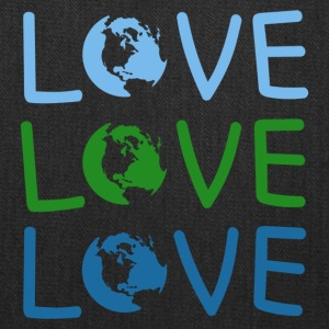 LOVE Earth Day And Save Your Planet - Tote Bag