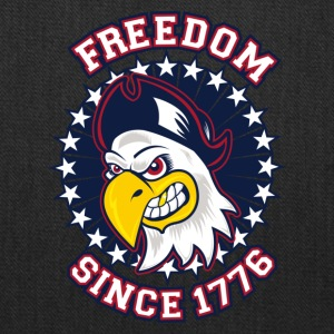 FREEDOM EAGLE Freedom since 1776 - Tote Bag